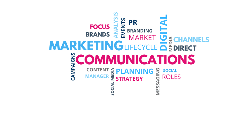 Marketing & communications